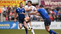 Ulster almost secure bonus-point win over Leinster