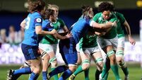 Error count means Ireland Women lose in France