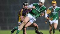Limerick ease past Wexford in drive for promotion to Division 1A