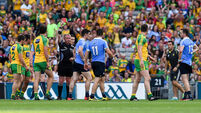 Dublin v Donegal - GAA Football All-Ireland Senior Championship - Quarter-Final
