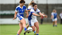 Cavan v Laois - TG4 All-Ireland Senior Championship