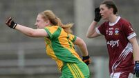 Donegal Ladies win promotion for manager who checks out of hospital to see win