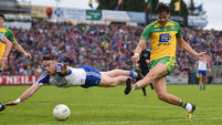 Donegal v Monaghan - Ulster GAA Football Senior Championship Semi-Final