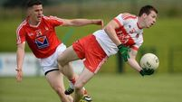 Short break takes its toll on Louth as Derry ease into next round