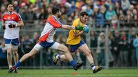 Roscommon squeeze through by a single point at the last against impressive New York