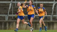 Clare v Tipperary - TG4 Ladies Football All-Ireland Intermediate Championship Semi-Final