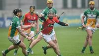 Late red cards for Carlow give crisis-hit Offaly victory