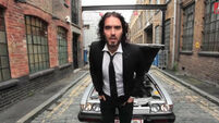 Russell Brand becomes a dad and plans to raise child as gender neutral