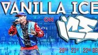 'Vanilla Ice on Ice' is a thing, no really