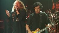 Led Zeppelin 'lifted' intro to Stairway to Heaven, court told