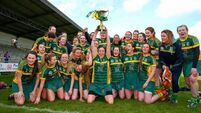 Meath secure Division 2 Camogie title in tougher-than-expected clash with Galway