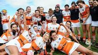 Donnelly and McSorley lead Armagh to Division 3 Camogie title