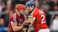 Galway v Cork - Allianz Hurling League Division 1 Relegation Play-off