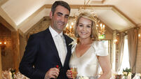 Claire Byrne marries Gerry Scollan in low-key Dublin ceremony