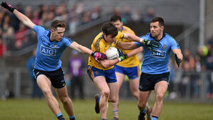 Dublin seal one-point win over Roscommon