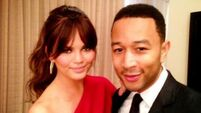 John Legend helps his wife Chrissy Teigen to 'shave her legs' during pregnancy
