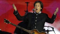 The awkward moment Paul McCartney gets refused entry to Grammy Award party