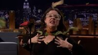 Melissa McCarthy has just taken Lip Sync Battle to the next level
