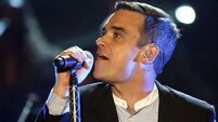 Robbie Williams has announced his Dublin gig for next summer