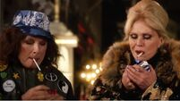 The Absolutely Fabulous trailer is here and it's exactly that, darling