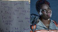 This kid's letter to Ghostbuster Leslie Jones will melt your heart