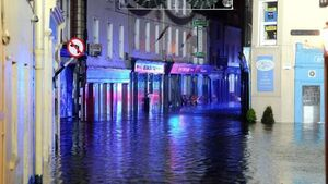 Glitch sends flood of false alarms to subscribers of Cork flood alert system