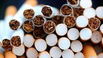 38-year-old fined €2,500 over contraband cigarettes haul