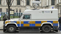 PSNI hunt for 'violent dissident republicans' after shooting they brand as 'child abuse'