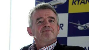 Michael O'Leary: Flights to and from the UK could be temporarily halted after Brexit
