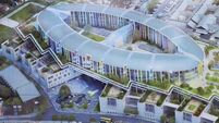 File Photo The spiralling bill for the new National Children's Hospital - now expected to cost at least €1bn - must be explained