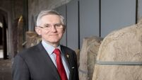 UCC's new President expects college to continue rise among the great universities of the world