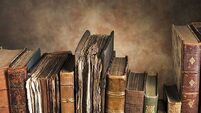 Colm O'Regan: The smell of old books is a scent that defies simile but also one that smells like a colour