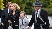 Michael Flatley's mother laid to rest in Co. Carlow
