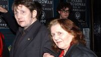 Funeral of Theresa MacGowan, mother of Pogues' Shane MacGowan, takes place today