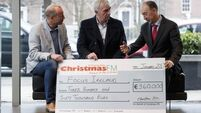 Christmas FM breaks fundraising record