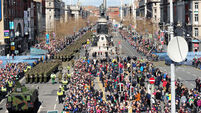 Here is how much was spent on the 1916 commemorations