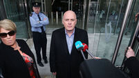 Judge grants free legal aid for David Drumm to pay for four barristers in conspiracy to defraud trial