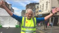 Pensioner adds to medal haul after running 10k Great Limerick Run on breakfast of boiled egg and bread