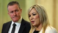 Sinn Féin cut short meeting with NI Secretary of State because of 'waffle'