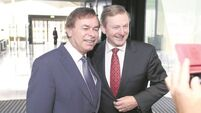 Latest: Spokesman for Enda Kenny rejects Alan Shatter's claims of 'casual relationship' with truth
