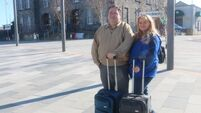Journalist rescues Chicago family left stranded in Limerick by Bus Éireann strike