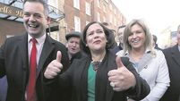 Fergus Finlay: If a grand coalition collapses, it will usher in a decade of Sinn Féin