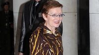 Attorney General Máire Whelan was privy to talks on her new position