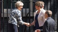 DUP and Tories agree deal on minority govt