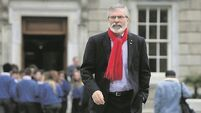 Gerry Adams: We need new approach to convince unionists about united Ireland