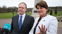 DUP: We must not have borders erected between  the island of Ireland and the UK