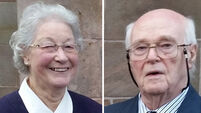 LATEST: Community in shock following  elderly couple's 'brutal' murder