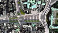 Dublin City Council have launched plans for a major facelift in the centre of the capital