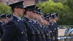 Memorial service for members of Garda Síochána who have died while on duty takes place