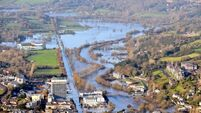 Cork group issues alternative flood defence plan for city